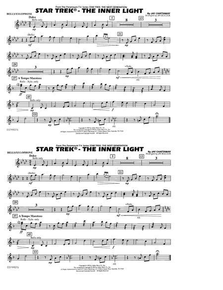 Star Trek - The Inner Light - Bells/Xylophone