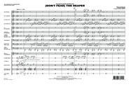 (Don't Fear) The Reaper - Full Score