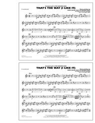 That's the Way (I Like It) - Eb Alto Sax