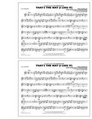 That's the Way (I Like It) - 1st Bb Trumpet