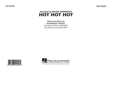 Hot Hot Hot - Full Score