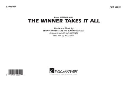 The Winner Takes It All (from