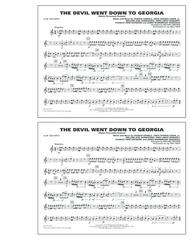 The Devil Went Down to Georgia - 1st Bb Trumpet