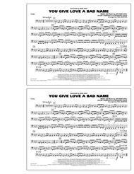 You Give Love a Bad Name - Tuba