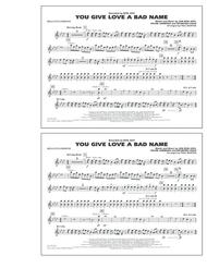 You Give Love a Bad Name - Bells/Xylophone
