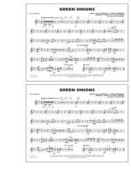 Green Onions - Bb Clarinet
