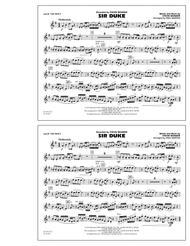 Sir Duke - 2nd Bb Trumpet