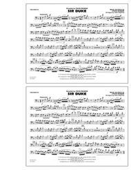 Sir Duke - Trombone