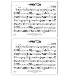 Purple Haze - 3rd Bb Trumpet