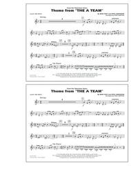Theme from The A-Team - 3rd Bb Trumpet