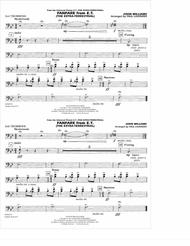 Fanfare from E.T. (The Extra-Terrestrial) - 2nd Trombone