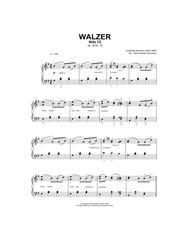 Waltz Op.39 No.15