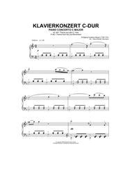 Piano Concerto No.21 in C Major (Elvira Madigan), Second Movement Excerpt