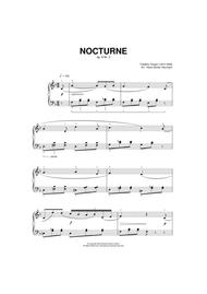 Nocturne in E Flat Major, Op.9, No.2