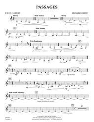 Passages - Bb Bass Clarinet