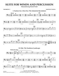 Suite for Winds and Percussion - Trombone 2