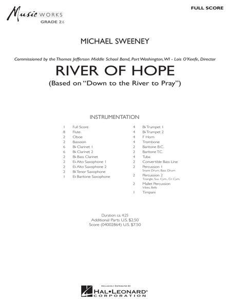River of Hope - Full Score