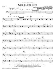 Give A Little Love - Bass