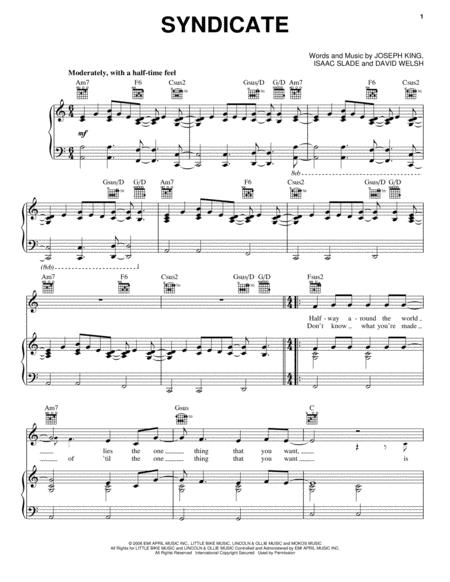 You Found Me The Fray Piano Chords Image Collections Chord Guitar