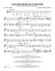 Taylor Swift - In Concert - Eb Alto Clarinet