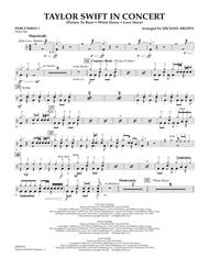 Taylor Swift - In Concert - Percussion 1