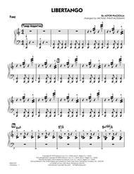 Download Libertango - Piano Sheet Music By Astor Piazzolla - Sheet