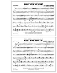Don't Stop Believin' - 2nd Trombone