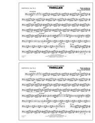 Thriller - Baritone B.C. (Opt. Tbn. 2)