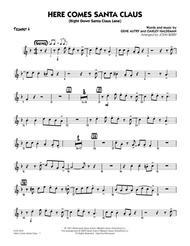 Here Comes Santa Claus (Right Down Santa Claus Lane) - Trumpet 4