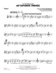 My Favorite Things - Trumpet 1