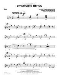 My Favorite Things - Flute