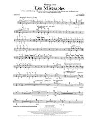 Les Miserables (Choral Medley) - Drums