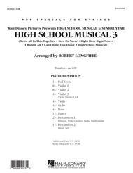 High School Musical 3 - Full Score