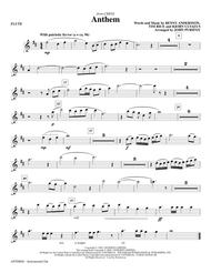 Anthem (from Chess) - Flute