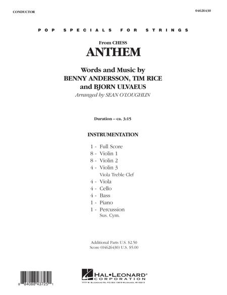Anthem (from