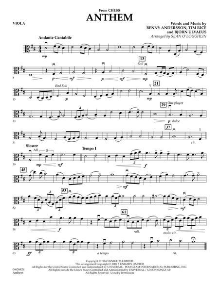 Anthem (from