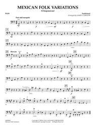 Mexican Folk Variations - Bass