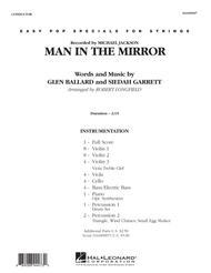 Man in the Mirror - Full Score