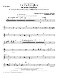 In The Heights (Choral Medley) - Trumpet 1