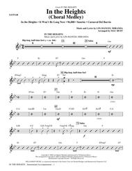 In The Heights (Choral Medley) - Guitar