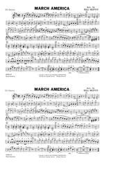 March America - Eb Horn