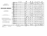 God Bless America - Conductor Score (Full Score)