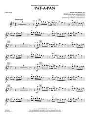 Pat-A-Pan - Violin 1