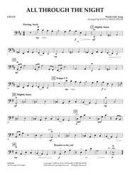 All Through The Night - Cello