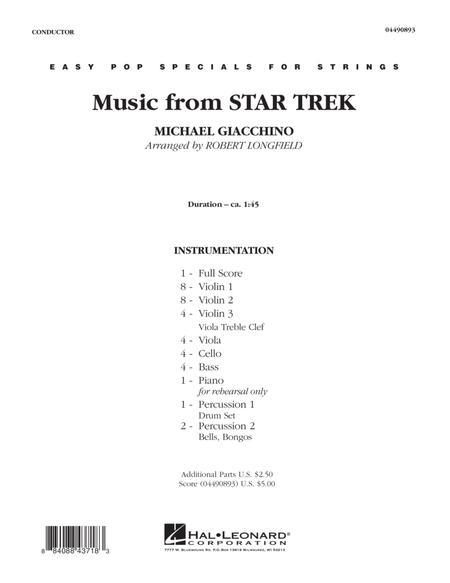 Music from Star Trek - Full Score