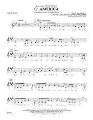 O, America - Vocal Solo