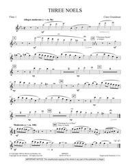 Three Noels - Flute 1