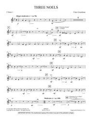 Three Noels - F Horn 1