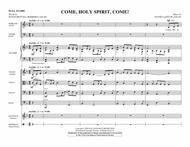 Come, Holy Spirit, Come! - Full Score