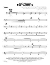 I Gotta Feeling - Trombone 2